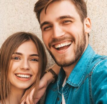 A valorização estética do sorriso